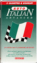 Auto Italian Advanced Booklet & Casset