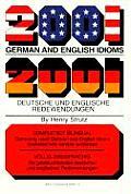 2001 German & English Idioms