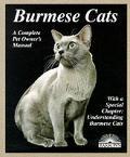Complete Pet Owner's Manuals    Burmese Cats