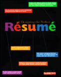 Designing The Perfect Resume A Unique