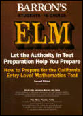Elm California Entry Level Math