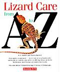 Lizard Care from A to Z