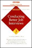 Conduct Better Job Interviews