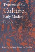 Transmission Of Culture In Early Modern