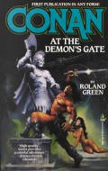 Conan At The Demons Gate