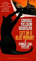 Cat on a Blue Monday A Midnight Louie Mystery