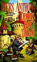 Demons Dont Dream Xanth 16