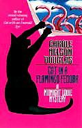 Cat in a Flamingo Fedora A Midnight Louie Mystery