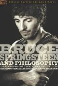 Bruce Springsteen & Philosophy Darkness on the Edge of Truth