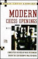 Modern Chess Openings 13th Edition