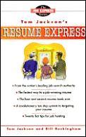 Tom Jacksons Resume Express