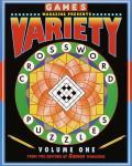 Games Magazine Presents Variety Cro Volume 1