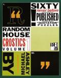 Random House Crostics Volume 1