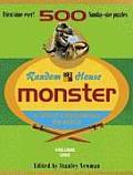 Random House Monster Sunday Crossword Omnibus Volume 1