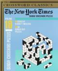 New York Times Sunday Crossword Puzzles Volume 10