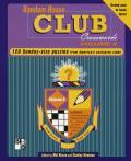 Random House Club Crosswords Volume 4