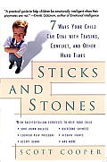 Sticks & Stones 7 Ways Your Child Can Deal with Teasing Conflict & Other Hard Times