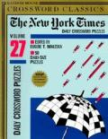 New York Times Daily Crossword Puzzles Volume 27