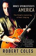 Bruce Springsteens America The People Listening a Poet Singing