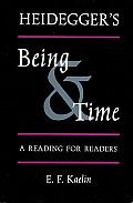 Heidegger's Being &