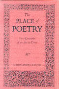 Place Of Poetry Two Centuries Of An Art