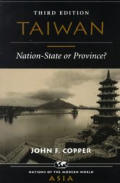 Taiwan Nation State Or Province 3rd Edition