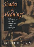 Shades Of Meaning Reflections On The Use