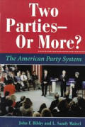 Two Parties Or More The American Party System