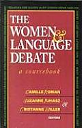 Women & Language Debate A Sourcebook