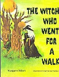 The Witch Who Went for a Walk, Softcover, Beginning to Read
