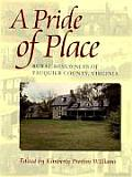 Pride of Place Rural Residences of Fauquier County Virginia