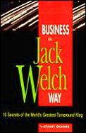 Business The Jack Welch Way