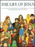 Life of Jesus adapted from the New Revised Standard Version of the Bible