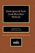 Underground Tank Leak Detection Methods