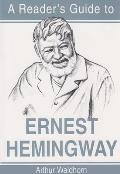 Readers Guide To Ernest Hemingway