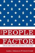People Factor Strengthening America by Investing in Public Service