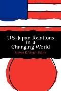 U S Japan Relations In A Changing World