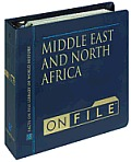 Middle East and North Africa on File (Regional Geography)