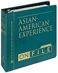 Asian-American Experience on File (Ethnic Minorities in America)