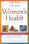 New A To Z Of Womens Health