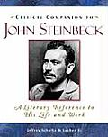 Critical Companion to John Steinbeck A Literary Reference to His Life & Work