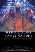 Rebuilding Native Nations Strategies for Governance & Development