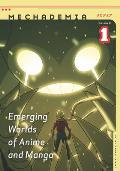 Mechademia, Volume 1: Emerging Worlds of Anime and Manga