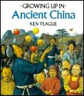Growing Up In Ancient China