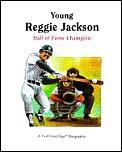 Young Reggie Jackson Hall Of Fame Champi
