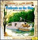 Flatboats On The Ohio Westward Bound Adv
