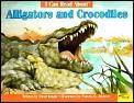 I Can Read About Alligators & Crocodiles