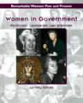 Women In Government Politicians Lawmaker