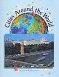 Steck-Vaughn Pair-It Books Fluency Stage 4: Student Reader Cities Around the World, Story Book