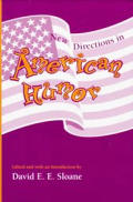 American Humor: New Studies, New Directions